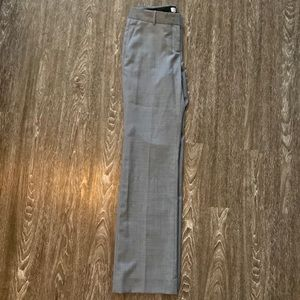 ✨J Crew✨ Heather Gray Suit Pants Size 6